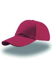 Liberty Six Cap (Burgundy)