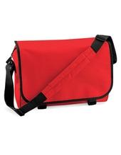 Messenger Bag (Bright Red)