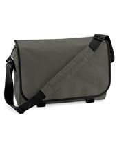 Messenger Bag (Olive Green)