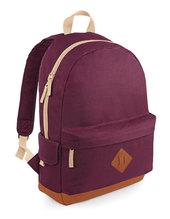 Heritage Backpack (Burgundy)