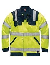 Industry Warnschutz Bundjacke EN20471 (Yellow)