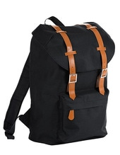 Backpack Hipster (Black)