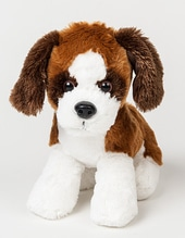 Patch the Puppy Dog (Brown)