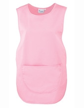 Womens Pocket Tabard (Pink (ca. Pantone 1895))