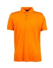 Luxury Stretch Polo (Mandarin)