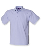 Men`s 65/35 Classic Piqué Polo Shirt (Lavender)