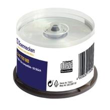 Soennecken CD-R 71611 52x 700MB 80Min. Spindel 50 St./Pack.