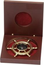 Kompass MS-Steuerrad 9 cm