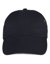 Low-Profile Twill Cap (Black)