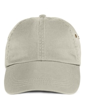 Low-Profile Twill Cap (Wheat)