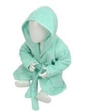 Babiezz Bathrobe with Hood (Mint Green)