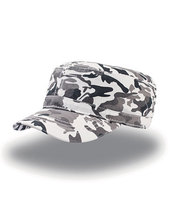 Uniform Cap (Camouflage White)