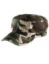 Army Cap (Camouflage)