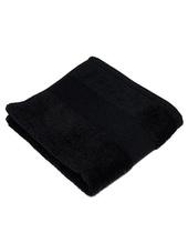Classic Handtuch inklusive Namenstickerei (Black)