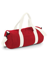 Original Barrel Bag (Classic Red)
