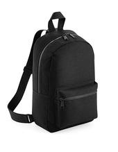 Mini Essential Fashion Backpack (Black)