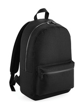 Essential Fashion Backpack (Black)