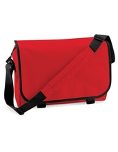 Messenger Bag (Classic Red)