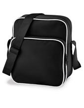 Retro Day Bag (Black)