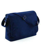 Classic Canvas Messenger (French Navy)