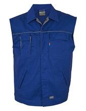 Contrast Work Vest (Royal)