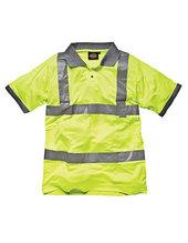 Hochsichtbares Polo-Shirt (Saturn Yellow)