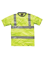 Hochsichtbares T-Shirt (Saturn Yellow)