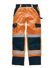 Industry Warnschutz Bundhose EN 20471 (Orange)