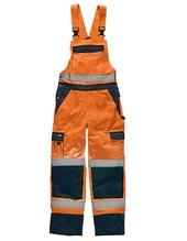 Industry Warnschutz Latzhose EN20471 (Orange)
