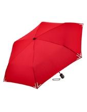 Safebrella®-LED Mini Taschenschirm (Red)