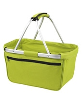 Shopper Basket (Light Green)