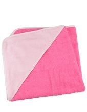 Baby Hooded Towel (Pink)