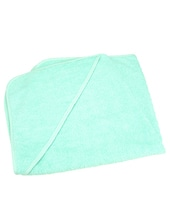 Baby Hooded Towel (Mint Green)