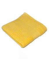 Classic Handtuch inklusive Namenstickerei (Brilliant Yellow (Yellow))