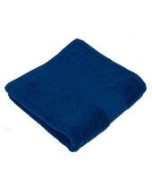 Classic Handtuch inklusive Namenstickerei (Marine Blue (Blue))