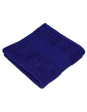 Classic Handtuch inklusive Namenstickerei (Royal Blue)