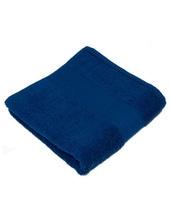 Classic Duschtuch inklusive Namenstickerei (Marine Blue (Blue))