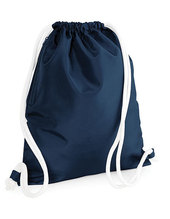 Icon Drawstring Backpack (French Navy)