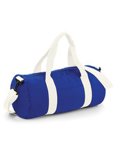 Original Barrel Bag (Bright Royal)