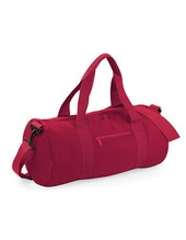 Original Barrel Bag (Claret)
