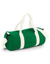 Original Barrel Bag (Kelly Green)
