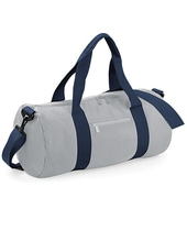 Original Barrel Bag (Light Grey)