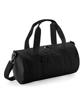 Mini Barrel Bag (Black)