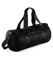 Studio Barrel Bag (Jet Black)