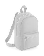 Mini Essential Fashion Backpack (Light Grey)