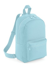 Mini Essential Fashion Backpack (Powder Blue)