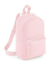 Mini Essential Fashion Backpack (Powder Pink)