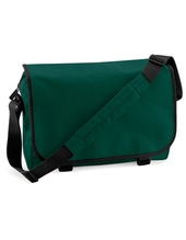 Messenger Bag (Bottle Green)