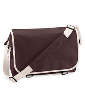 Messenger Bag (Chocolate)