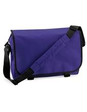 Messenger Bag (Purple)